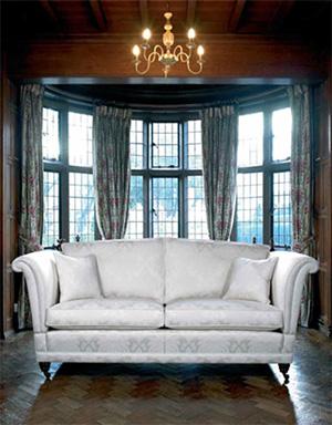 Klassieke meubelen engelse stijl